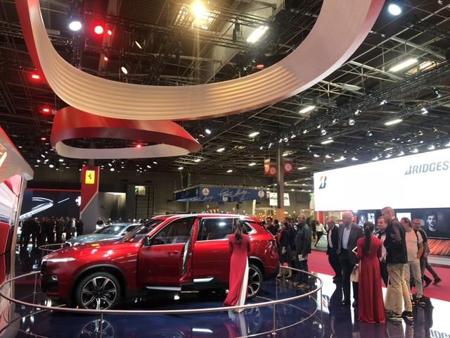 Paris Motor Show 2018: VinFast tiếp tục là tâm điểm - Ảnh 3.