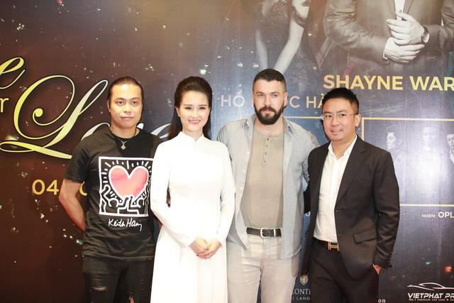 Shayne Ward trở lại Việt Nam sau 4 năm - Ảnh 4.
