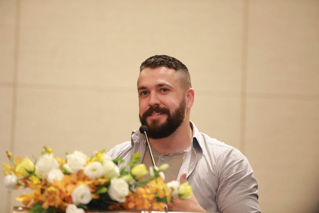 Shayne Ward trở lại Việt Nam sau 4 năm - Ảnh 3.