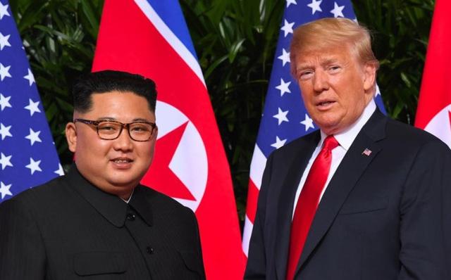 Giải Nobel Hòa bình 2018: Tổng thống Mỹ Donald Trump hay nhà lãnh đạo Triều Tiên Kim Jong-un? - Ảnh 2.