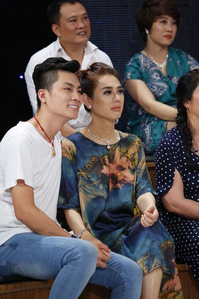 Học viện mẹ chồng: Khánh Chi sợ mất chồng khi nhờ người mang thai hộ - Ảnh 3.