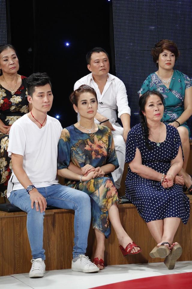 Học viện mẹ chồng: Khánh Chi sợ mất chồng khi nhờ người mang thai hộ - Ảnh 4.