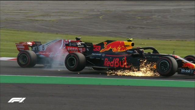Đua xe F1: Lewis Hamilton về nhất tại Grand Prix Nhật Bản - Ảnh 1.