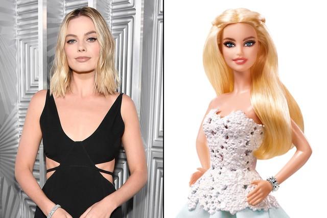 Sau người tình của Joker, Margot Robbie chuyển hướng đóng vai búp bê Barbie? - Ảnh 1.