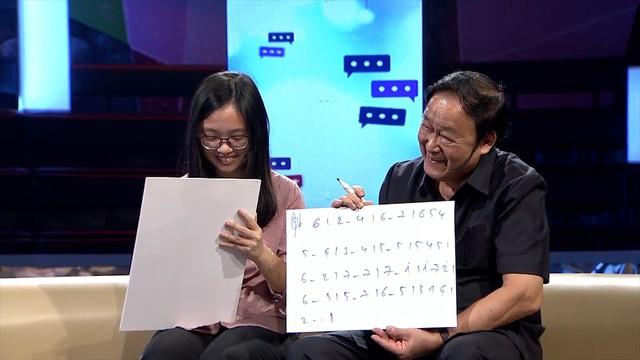 Bất ngờ trước tài năng đặc biệt ít người biết đến của Nhà giáo Nguyễn Lân Hùng - Ảnh 2.
