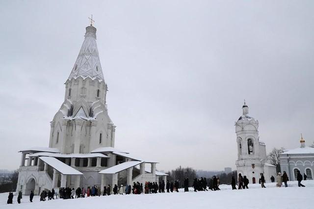 Những công trình kiến trúc nổi bật của nước Nga - Ảnh 11.