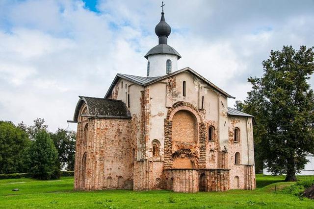 Những công trình kiến trúc nổi bật của nước Nga - Ảnh 12.