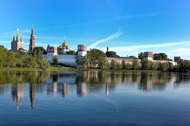 Những công trình kiến trúc nổi bật của nước Nga - Ảnh 13.