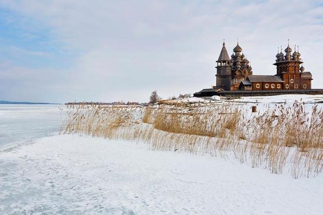 Những công trình kiến trúc nổi bật của nước Nga - Ảnh 1.