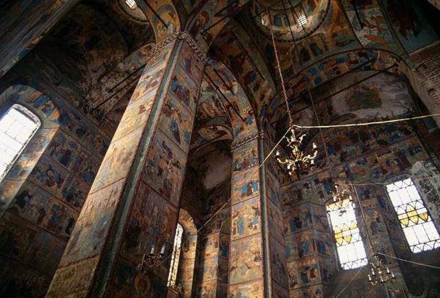 Những công trình kiến trúc nổi bật của nước Nga - Ảnh 3.