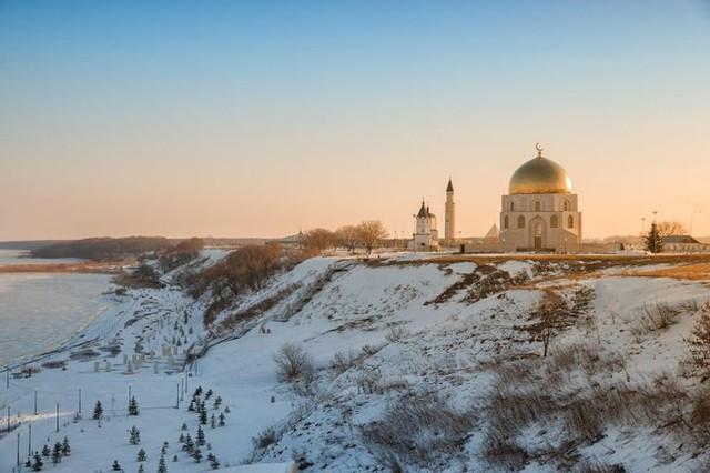 Những công trình kiến trúc nổi bật của nước Nga - Ảnh 4.