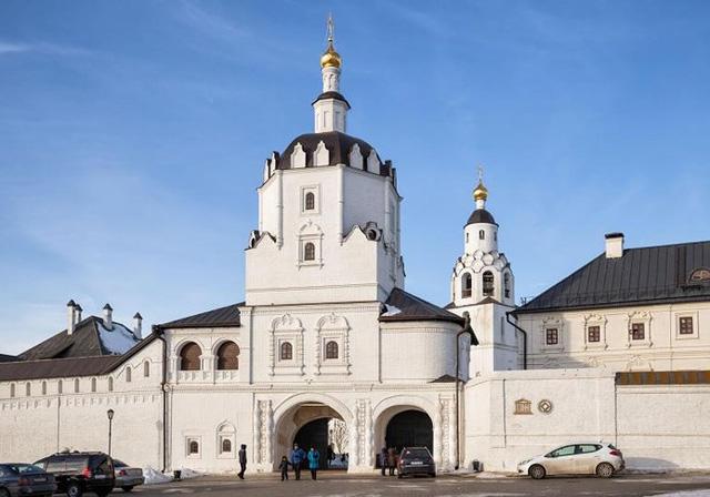 Những công trình kiến trúc nổi bật của nước Nga - Ảnh 5.