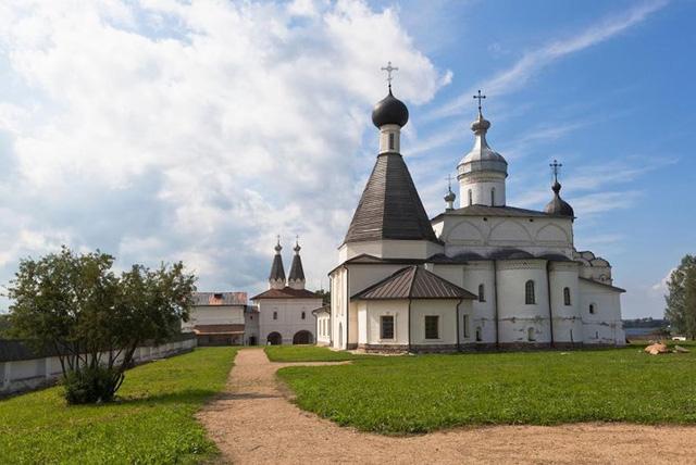 Những công trình kiến trúc nổi bật của nước Nga - Ảnh 6.