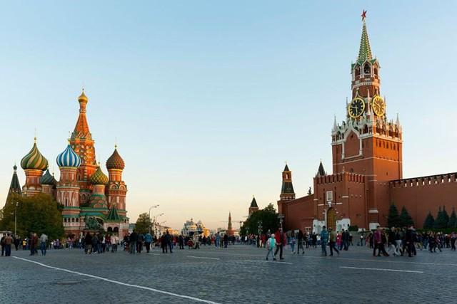Những công trình kiến trúc nổi bật của nước Nga - Ảnh 9.