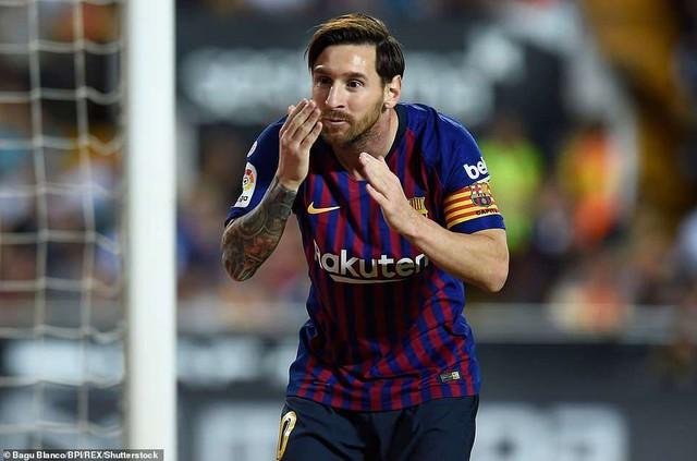 Barcelona không thể vô địch nếu chỉ dựa vào Messi - Ảnh 1.