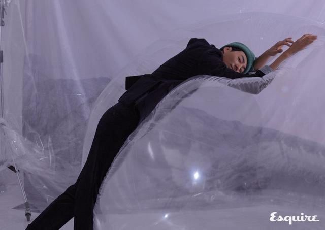 Bộ ảnh mới cực chất của nam tài tử Jo In Sung - Ảnh 6.