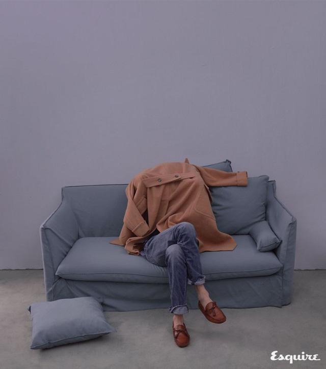 Bộ ảnh mới cực chất của nam tài tử Jo In Sung - Ảnh 8.