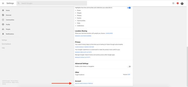 Hướng dẫn xem bạn có hay không tài khoản Google+ và cách xóa nó - Ảnh 5.