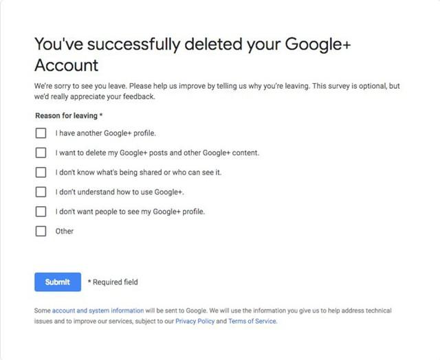 Hướng dẫn xem bạn có hay không tài khoản Google+ và cách xóa nó - Ảnh 6.