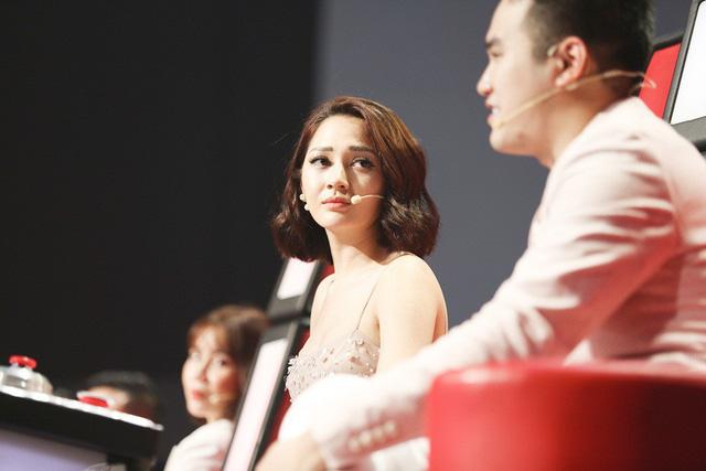 Giọng hát Việt nhí: Soobin Hoàng Sơn - Vũ Cát Tường cười thả ga khi chặn Bảo Anh - Khắc Hưng - Ảnh 4.