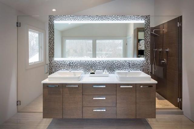Sáng tạo thiết kế đèn LED khiến căn nhà thêm sang trọng - Ảnh 6.