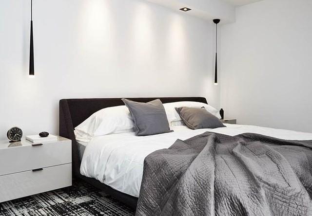 Sáng tạo thiết kế đèn LED khiến căn nhà thêm sang trọng - Ảnh 11.