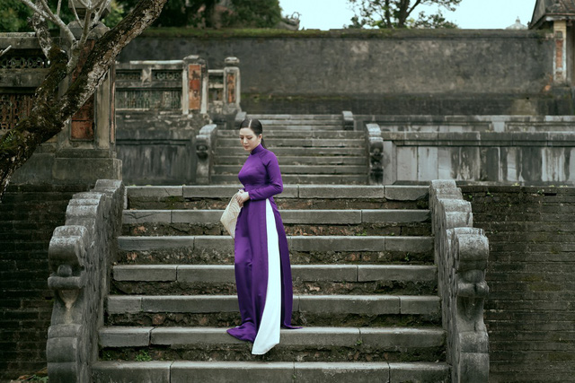 Đinh Hiền Anh – vị khách đặc biệt Bằng Kiều mời về Hạ Long - Ảnh 1.