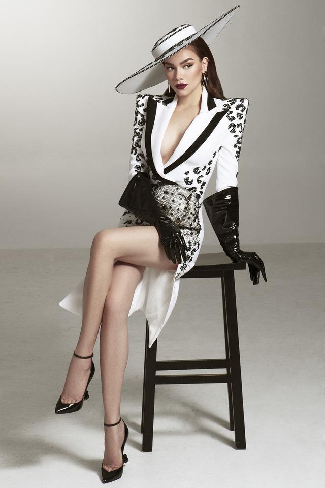 Hồ Ngọc Hà trải lòng chuyện làm giám khảo Asias Next Top Model - Ảnh 3.
