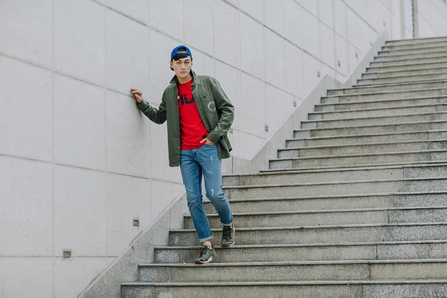 Dàn thí sinh The Face Vietnam 2018 khoe phong cách street style cực chất - Ảnh 9.