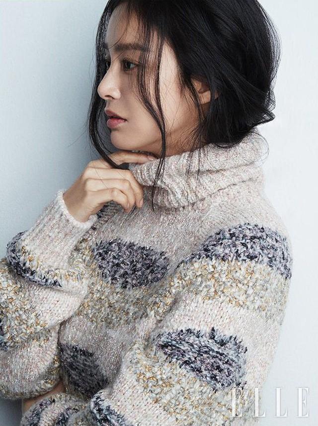Jun Ji Hyun đối đầu với Kim Tae Hee trên tạp chí - Ảnh 9.