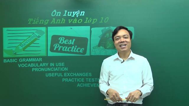 Đề minh họa Tiếng Anh vào 10 tại Hà Nội: 20% kiến thức nâng cao - Ảnh 1.