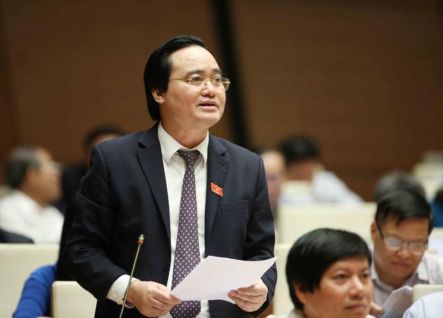 Bộ trưởng Bộ GD&ĐT nêu 3 giải pháp bịt lỗ hổng kỳ thi THPT Quốc gia - Ảnh 2.
