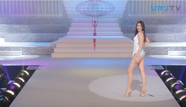 Trượt Top 15 đầy tiếc nuối, Thùy Tiên vẫn tỏa sáng trên sân khấu Miss International 2018 - Ảnh 2.
