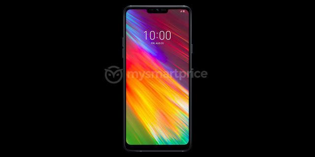 Rò rỉ mẫu điện thoại Q9 của LG - ảnh 1