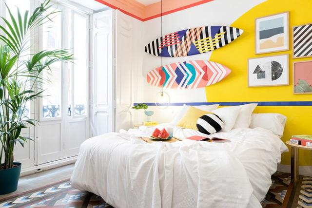 Mẫu phòng ngủ sáng tạo dành cho thanh thiếu niên - Ảnh 10.