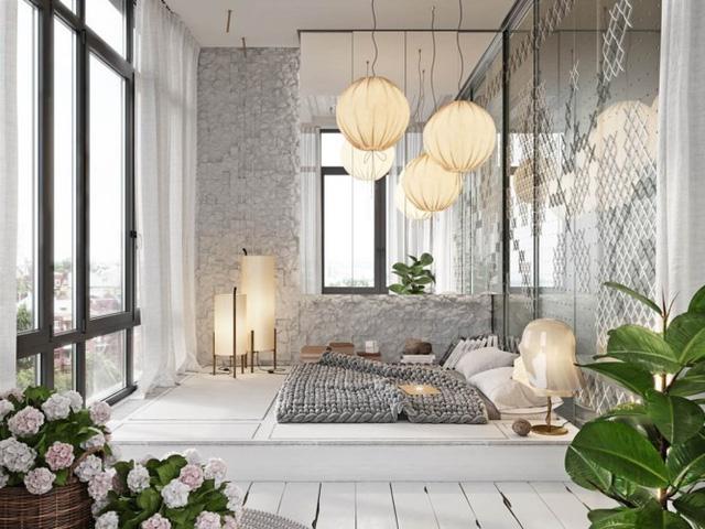 Mẫu phòng ngủ sáng tạo dành cho thanh thiếu niên - Ảnh 1.