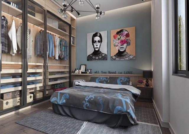 Mẫu phòng ngủ sáng tạo dành cho thanh thiếu niên - Ảnh 6.