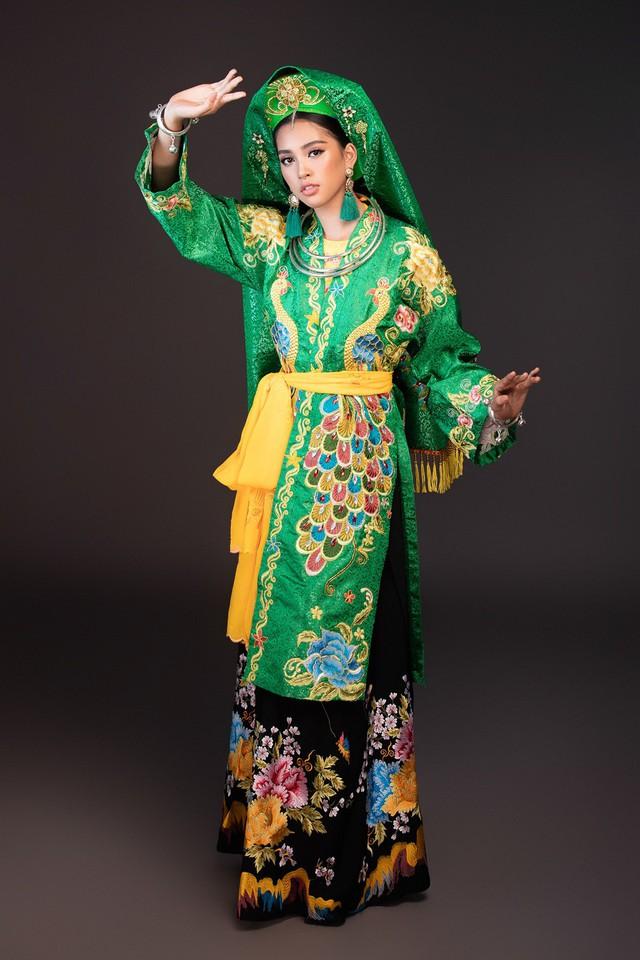 Hoa hậu Tiểu Vy mang điệu múa chầu văn đến Miss World 2018 - Ảnh 3.