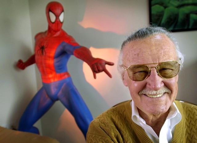 """Nhìn lại sự nghiệp huy hoàng của """"cha đẻ"""" siêu anh hùng Marvel Stan Lee - Ảnh 3."""