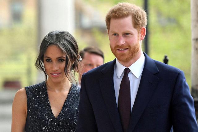 Hoàng tử Harry trở thành người Hoàng gia được yêu thích nhất nước Anh - Ảnh 1.