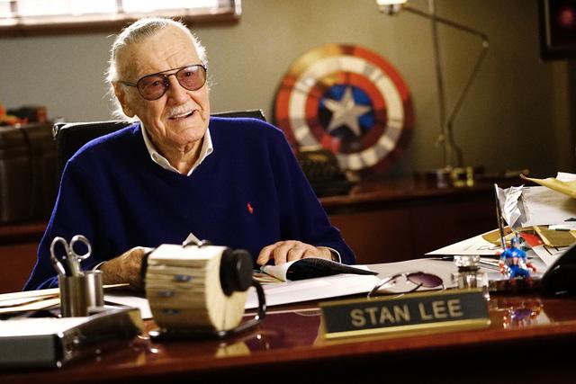 Cha đẻ siêu anh hùng Marvel qua đời ở tuổi 95 - Ảnh 1.