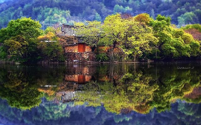 Ngỡ ngàng cảnh đẹp như chốn thần tiên ở Hàn Quốc - Ảnh 10.