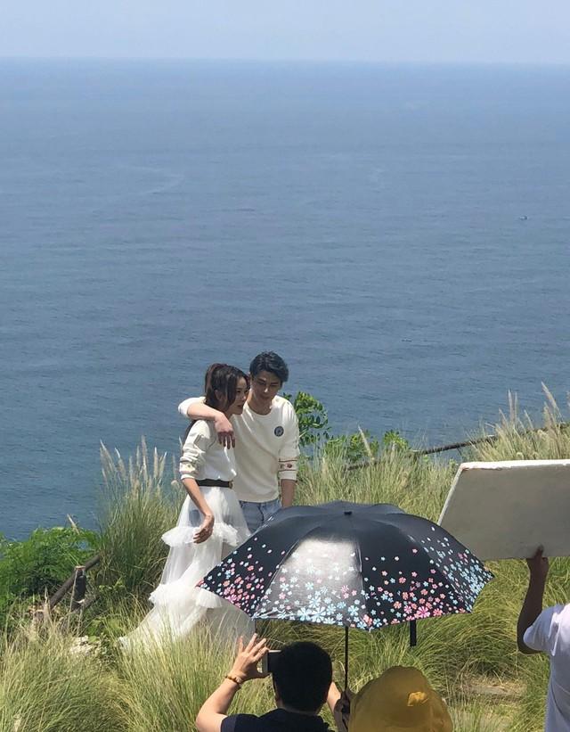 Mỹ nam Quách Phẩm Siêu chụp ảnh cưới tại Bali - Ảnh 4.