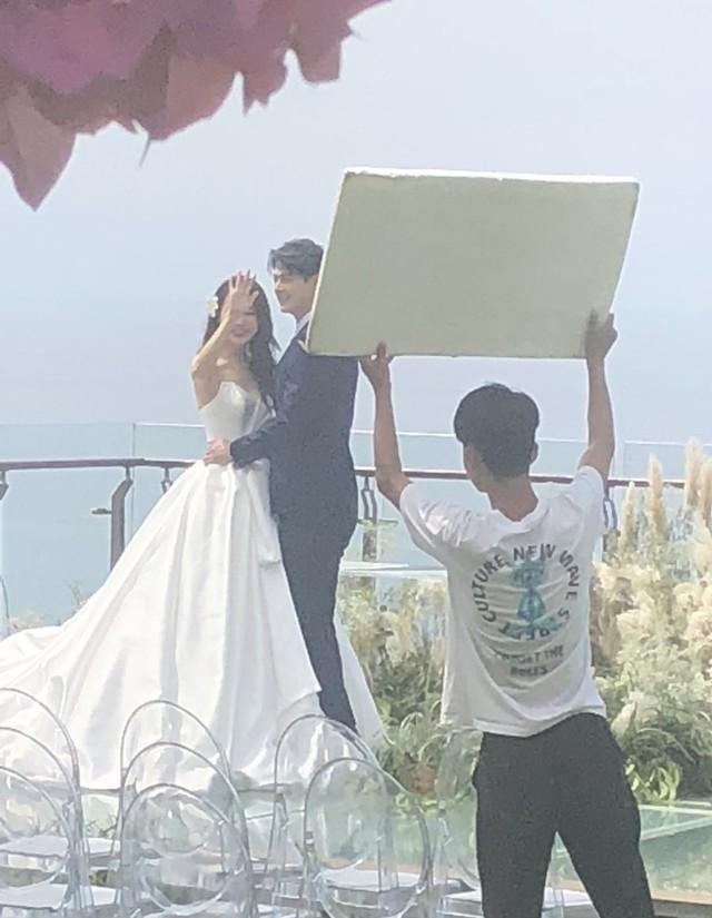 Mỹ nam Quách Phẩm Siêu chụp ảnh cưới tại Bali - Ảnh 5.