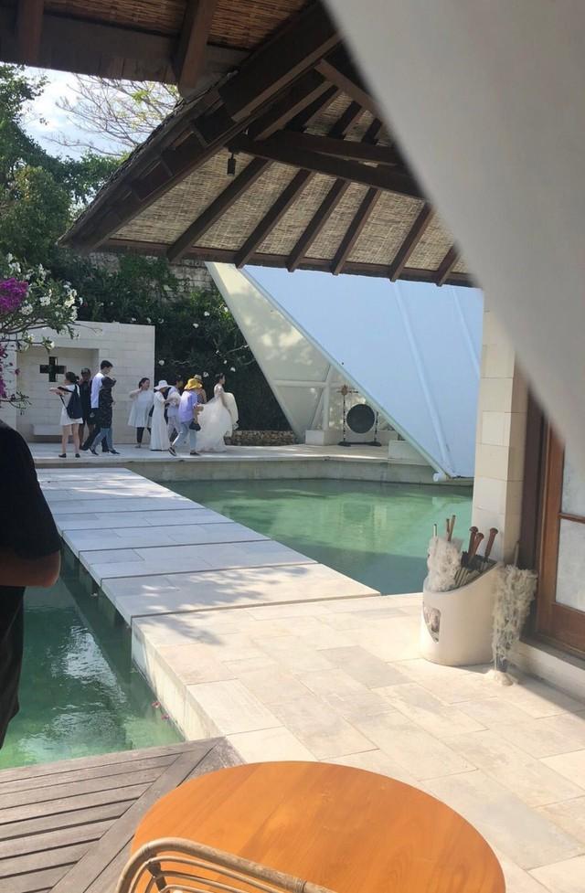 Mỹ nam Quách Phẩm Siêu chụp ảnh cưới tại Bali - Ảnh 7.