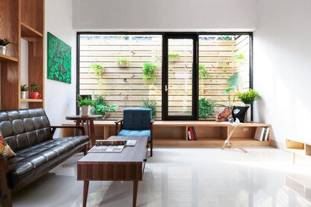 Cải tạo ngôi nhà cũ thành không gian sống hiện đại - Ảnh 2.