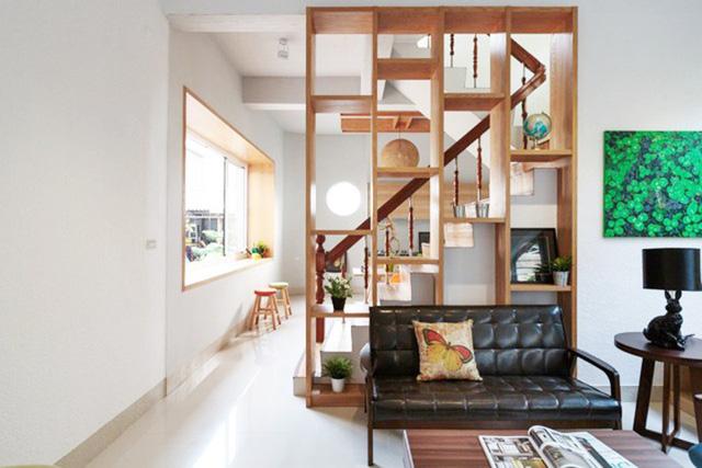 Cải tạo ngôi nhà cũ thành không gian sống hiện đại - Ảnh 4.