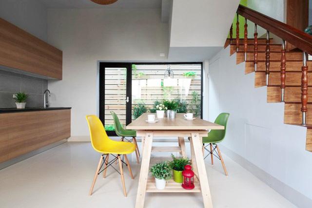 Cải tạo ngôi nhà cũ thành không gian sống hiện đại - Ảnh 5.