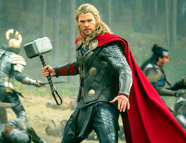 """""""Thần sấm"""" Chris Hemsworth thử sức với phim truyền hình - Ảnh 1."""