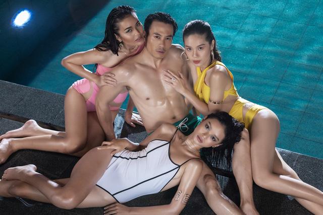 Top 10 The Face Vietnam 2018 thiêu đốt mọi ánh nhìn với bộ ảnh bikini - Ảnh 4.